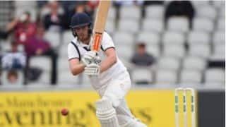 इंग्लिश टेस्ट ओपनर ने COVID-19 लॉकडाउन में घटाए 12 किलो वजन