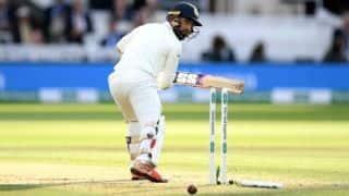 अश्विन और शमी ने बनाए पांच भारतीय धुरंधरों से ज्यादा रन