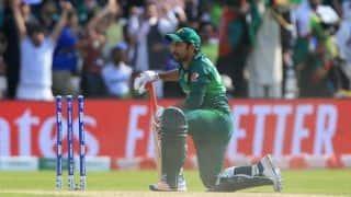 Cricket World Cup 2019: Pakistan chase a miracle, Bangladesh aim for Mashrafe Mortaza farewell at Lord's