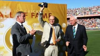 Martin Crowe inducted into ICC Hall of Fame