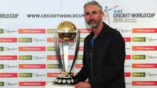Jason Gillespie: Australia, New Zealand or South Africa favorites to win the ICC World Cup 2015