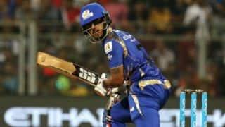 IPL 2017: MI pip SRH by 4 wickets in match 10