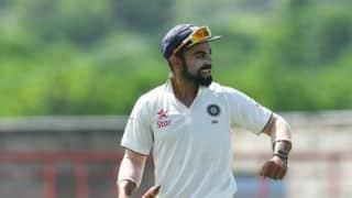 इंग्लैंड के रोरी बर्न्स की कप्तानी में खेलेंगे विराट कोहली