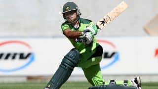 ICC World T20 2016: Pakistan thump Sri Lanka by 15 runs in warm-up contest
