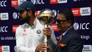 Sunil Gavaskar's 'One of India's best captain' comment makes Virat Kohli feel good