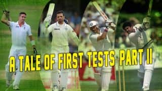 India in England: A tale of first Tests — Part 2 of 2