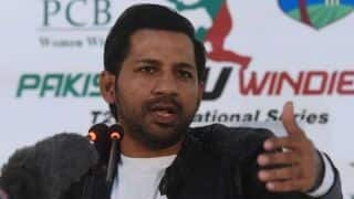 Sarfraz Ahmed:Cricket should not be targeted for political gains
