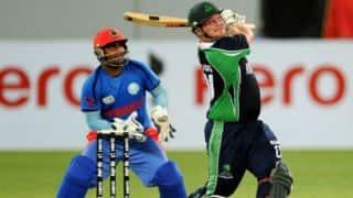 Afghanistan vs Ireland, 5th ODI, Greater NOIDA: Live telecast on Doordarshan (DD)