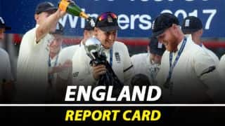 England vs South Africa Test series: Hosts' marks out of 10