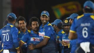 Sri Lanka cricket board could take action against players who oppose T20I in Pakistan