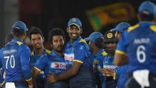 पाकिस्तान में टी20 ना खेलने वाले श्रीलंकाई खिलाड़ियों पर गिरेगी 'गाज'