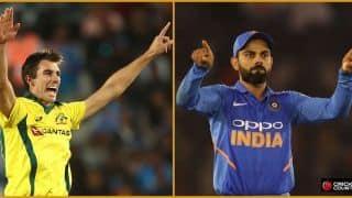 5th ODI: Australia chase history, India catch-up in decider