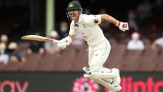 Australia vs India, 3rd Test: David Warner falied in Sydney after 6 years as Australia 21/1 at early lunch due to rain on day 1