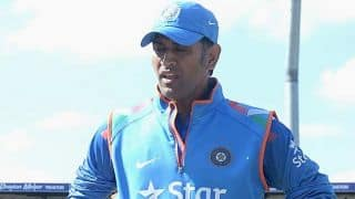 MS Dhoni ducks question on Moeen Ali booing during India-England T20 at Edgbaston