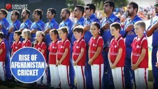 The rise and rise of Afghanistan cricket