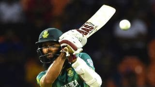 Injured Hashim Amla out of Australia tour: reports