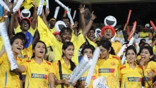 Chennai Super Kings' IPL 2014 home matches likely to be shifted out of Chepauk