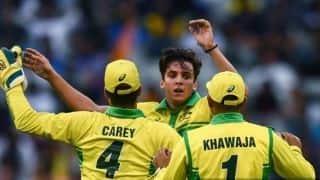 India vs Australia: Jhye Richardson hopes to keep things simple against India