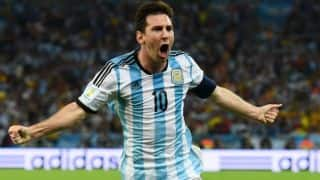 Messi inspires Argentina to a narrow 1-0 over Iran