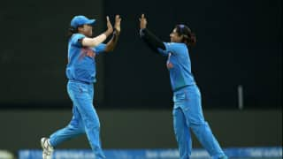 India vs Pakistan, ICC Women's T20 World Cup 2016, Match 7 at Delhi: Anam Ami's spell and other highlights