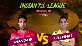 KXIP vs CSK Live: Kings XI Punjab beat Chennai Super Kings by six wickets