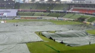 Rain delays start of Bangladesh-Afghanistan final