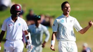 दूसरे टेस्ट में न्यूजीलैंड ने वेस्टइंडीज को 240 रनों से हराया, सीरीज पर किया कब्जा