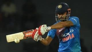 3rd Unofficial ODI: Manish Pandey, Shivam Dube star in four-wicket win, India A seal series