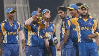 Bengal to tour Sri Lanka for pre-season matches