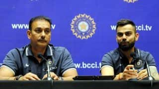 If we play to our potential then the Cup can be here: Ravi Shastri