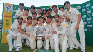 Michael Clarke's men are the real deal