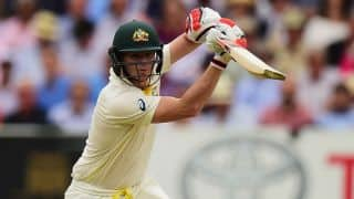 Steven Smith holds press conference discussing Australia's tour of New Zealand 2015-16