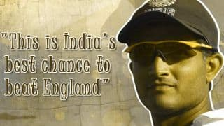 Sourav Ganguly: India should take a leaf out of Sri Lanka's book to beat England