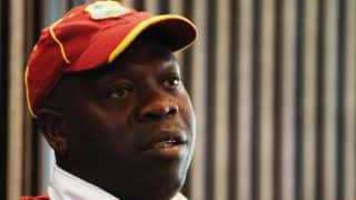 West Indies coach Ottis Gibson says second string players to blame for losses