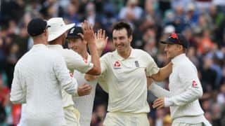 Roland-Jones replaces Woakes