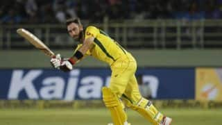 India vs Australia: Glenn Maxwell played his best on a hard pitch, says Aaron Finch
