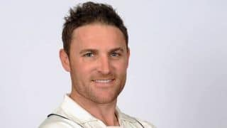 Brendon McCullum relieved his decision to not enforce follow-on against India paid off