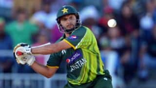 Bangladesh vs Pakistan Asia Cup 2014: Shahid Afridi says he was confident of achieving target
