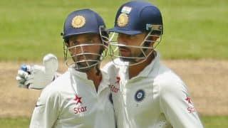 कोटला टेस्ट के तीसरे दिन की समाप्ति पर भारत ने दक्षिण अफ्रीका पर ली 403 रनों की बढ़त