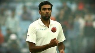 team management was well aware of R Ashwin's fitness at Southampton