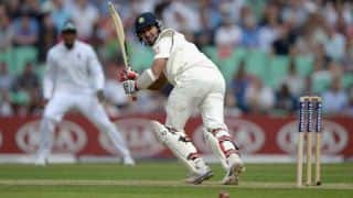 India vs England 2014, 5th Test at The Oval: Play to start after rain delay