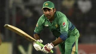 South Africa vs Pakistan, 4th ODI: Sarfraz Ahmed out; Shoaib Malik captaining Pakistan in ODIs after ten years