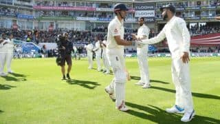 Alastair Cook a great ambassador for the game: Virat Kohli