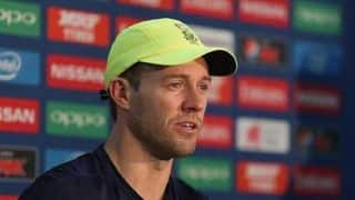 AB de Villiers confirms he will play in Pakistan Super League this year at Lahore