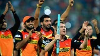Indian T20 League: Hyderabad's full group stage schedule