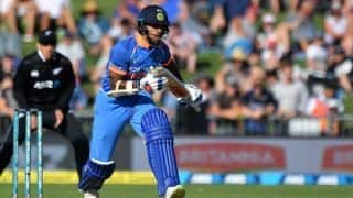 Shikhar Dhawan is second fastest Indian to 5000 ODI runs