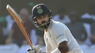 Virat Kohli stays at 5th spot in ICC Test Rankings for Batsmen, Ravindra Jadeja tops bowlers list