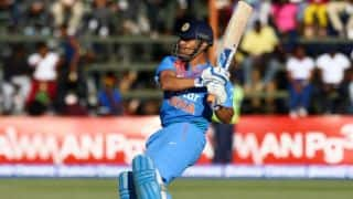 Zimbabwe restrict India to 138/6 in 3rd T20I at Harare