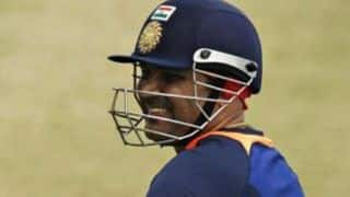 Sehwag denies reports of plan to contest elections