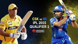 Chennai Super Kings vs Mumbai Indians, IPL 2015 Qualifier 1 Preview